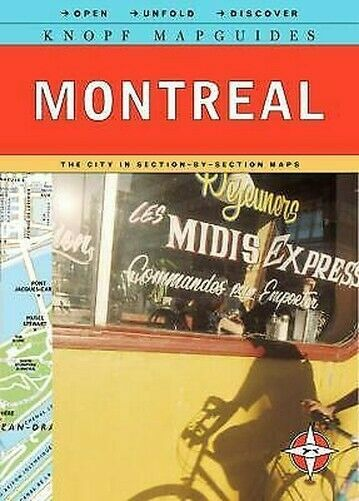 Montreal Taschenbuch Knopf Anleitungen