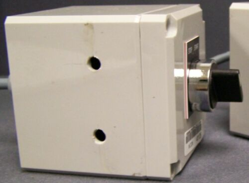 HOFFMAN INDUSTRIAL ENCLOSURE W//ROTARY SW ZB2-BE101