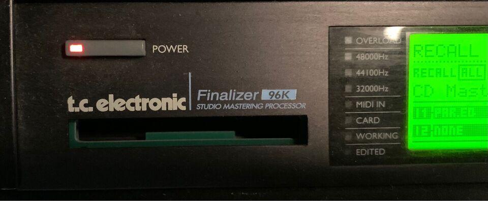 TC Finalizer 96K, TC Finalizer 96K