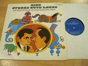 LP-Eine-Stunde-Gute-Laune-Herricht-amp-Preil-LITERA-DDR-Vinyl-8-60-145
