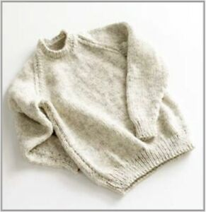 FS016 KNITTING PATTERN LADIES OR MEN'S EASY KNIT PLAIN AND ...