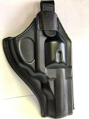 Colt Python Cobra Leather Holster fits S/&W,357 magnum Ruger SP101 Revolver