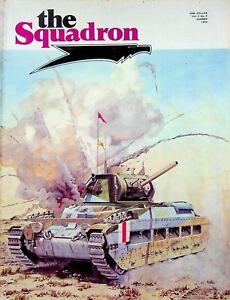 "Vintage ""The Squadron"" Magazine Vol 3 No 3 1973 Hobby Model War Recreation"