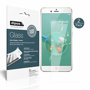2x-Nubia-Z17-Mini-Protector-de-Pantalla-Vidrio-Flexible-Cristal-Proteccion-9H