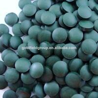 Certified Organic Spirulina 250 tablets  (500mg)