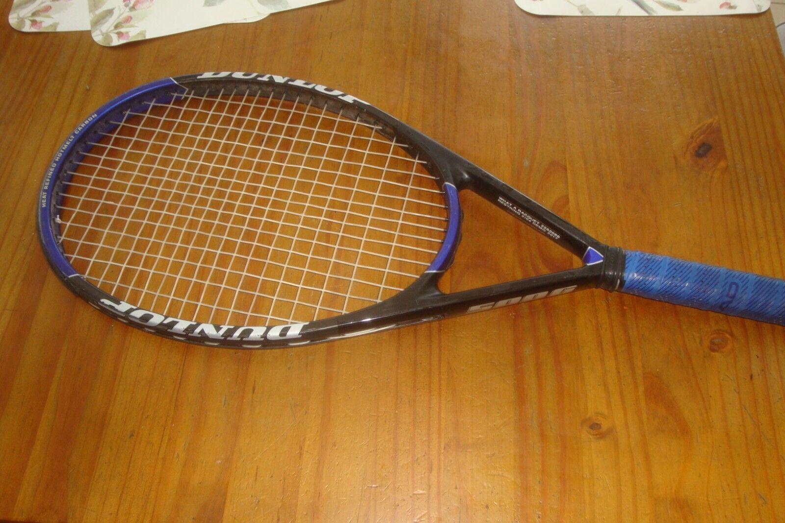 Dunlop 500G Hotmelt 102 sq in 500G Tennis Racquet 4 3 8 Grip