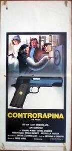 Plakat-1979-Controrapina-The-Rip-Off-Lee-Van-Cleef-Karen-Black-Edward-Albert
