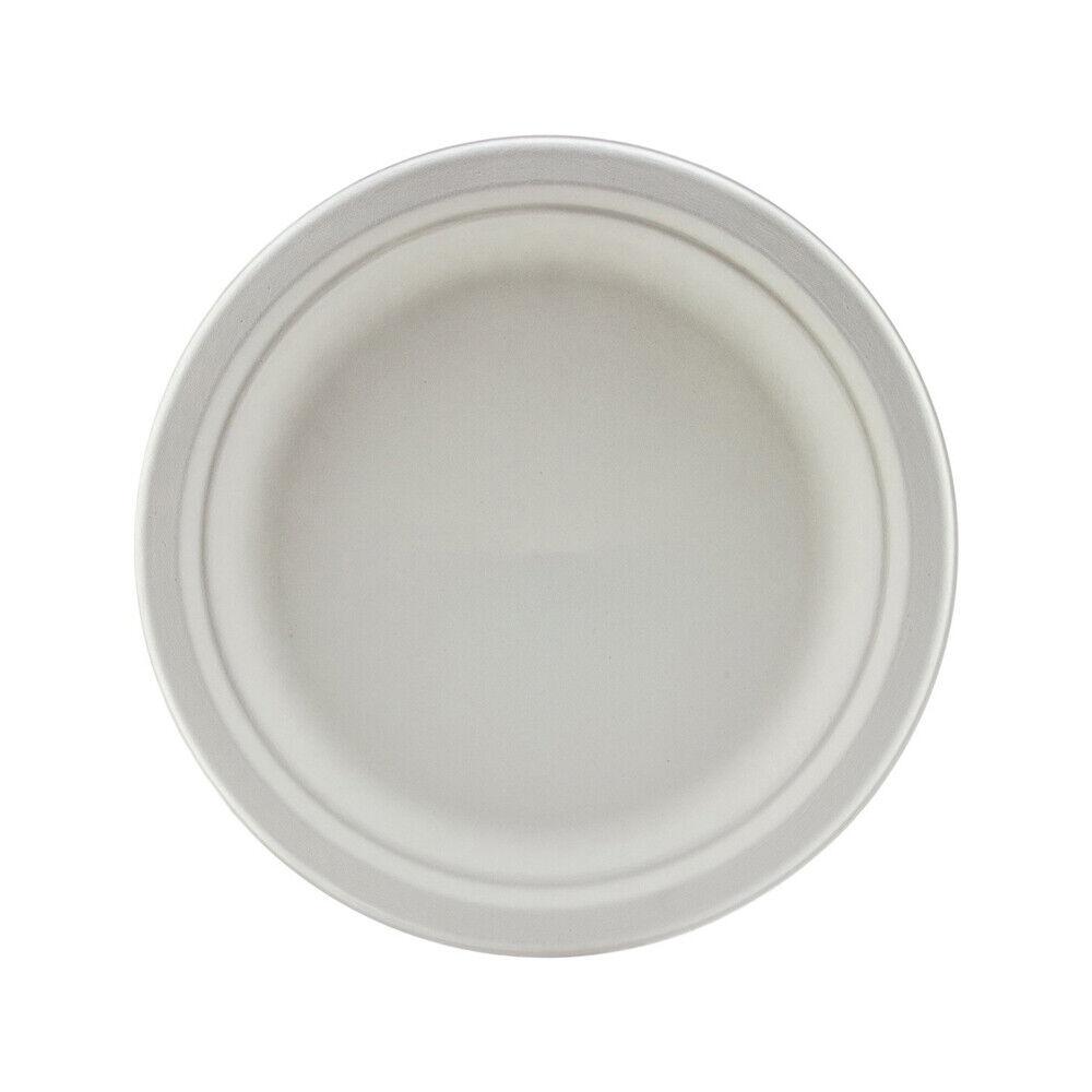 rossoondo rossoondo rossoondo 17.8cm Resistente Libro Bianco Piatto Biodegradabile Bagassa USA e Getta f7feec