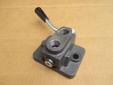 Hydraulic Selector Valve For Massey Ferguson Mf 1080 1085 130 135 150 165 175