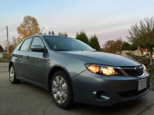 AWD 2009 SUBARU IMPREZA FOR SALE! $8000