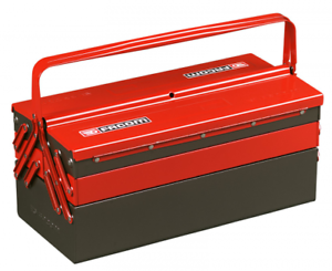 FACOM Stahlblech-Werkzeugkasten 5 Compartments Tool Suitcase BT.11A