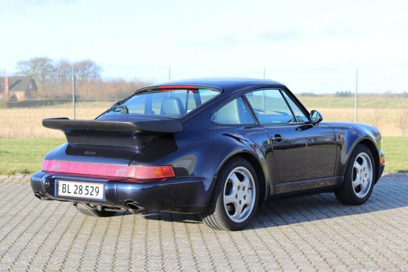 Porsche 911 Turbo - 5