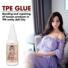 Tpe Solvent Glue For Silicone Doll Repair Tpe Tear Split Glue 30mlbottle K4f6