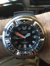 Citizen Eco-drive 300M professional divers watch B873