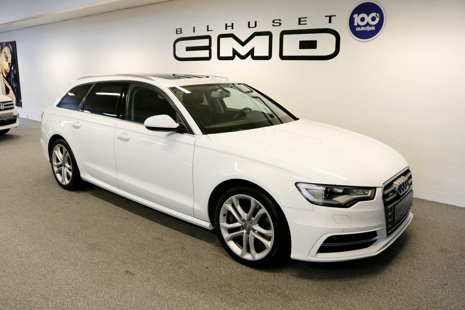 Audi S6 4,0 TFSi Avant quattro S-tr. 5d - 579.900 kr.