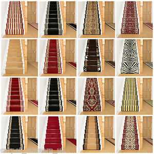 Perfect Image Is Loading STAIR RUNNER CARPETS CARPET RUNNERS FOR STAIRS STAIRCASE
