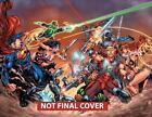 DC Universe vs Masters of the Universe von Keith Giffen (2014, Taschenbuch)