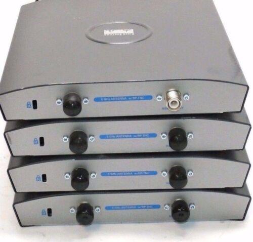 Lot of 4 Cisco Aironet 1200 AG Series AIR-LAP1242AG-A-K9