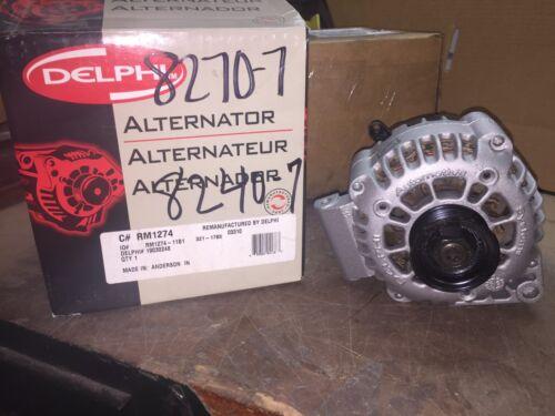 V6 1999 FACTORY DELPHI 207 ALERO GRAND AM ALTERNATOR 3.4L