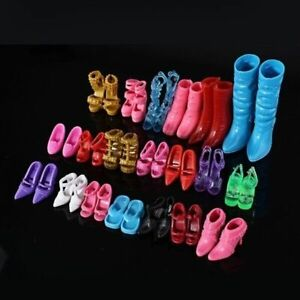 12-Pair-lot-Fine-Orignal-Shoes-For-Dolls-Toy-Shoes-High-Quality-Doll-Accessories