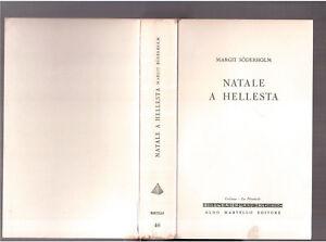 Natale a Hellesta -Margit Soderholm - Aldo Martello -La piramide -1957 - Italia - Natale a Hellesta -Margit Soderholm - Aldo Martello -La piramide -1957 - Italia