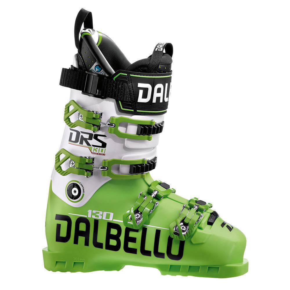 Scarponi Sci Pista Skiboot Race DAL BELLO DALBELLO DRS 130 2018   2019