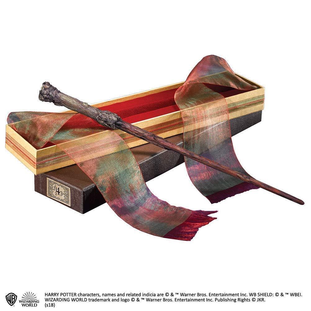 Harry Potter Potter Potter - BACCHETTA magica HARRY POTTER box Ollivander Wand NOBLE ORIGINAL 88d241