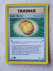 1st-Edition-Neo-Genesis-Gold-Berry-93-111-Uncommon-Pokemon-Trainer-Card-EX