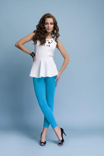 Quality Women Full Ankle Length Cotton Leggings Pants Size S M L XL XXL XXXL