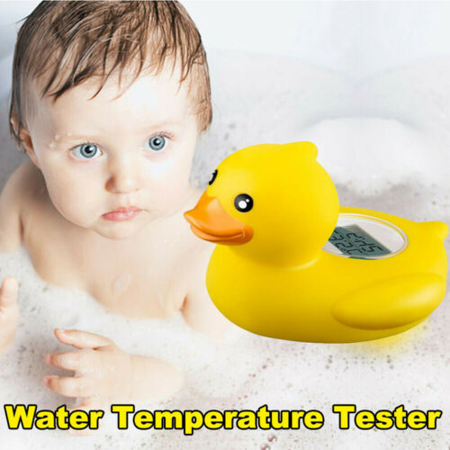 Duck Bath Safety Thermometer Baby Water Temperature Digital Sensor Monitor Toys*