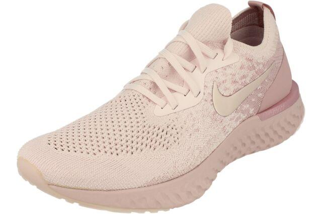 7c5203b08b4 Nike Mens Epic React Flyknit Running Trainers Aq0067 Sneakers Shoes 600