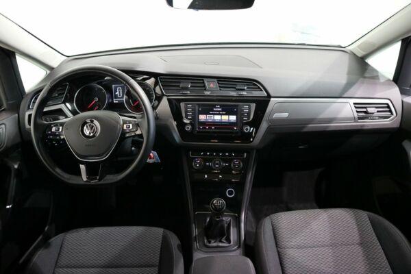 VW Touran 1,6 TDi 110 Comfortline 7prs - billede 4