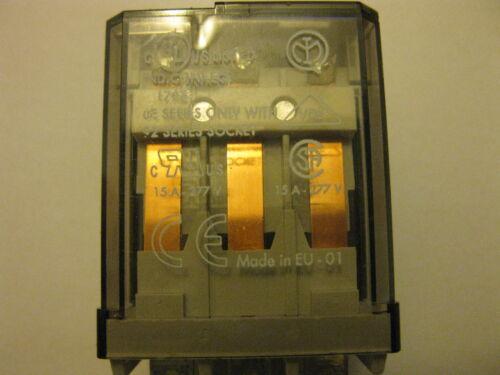 FINDER 62.83.8.230.0300  230VAC 50//60Hz connection faston bracket mountin 3NO