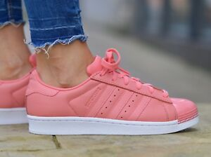 bb73b8aca2c3 Image is loading Adidas-Superstar-Metal-Toe-W-BY9750-Women-039-