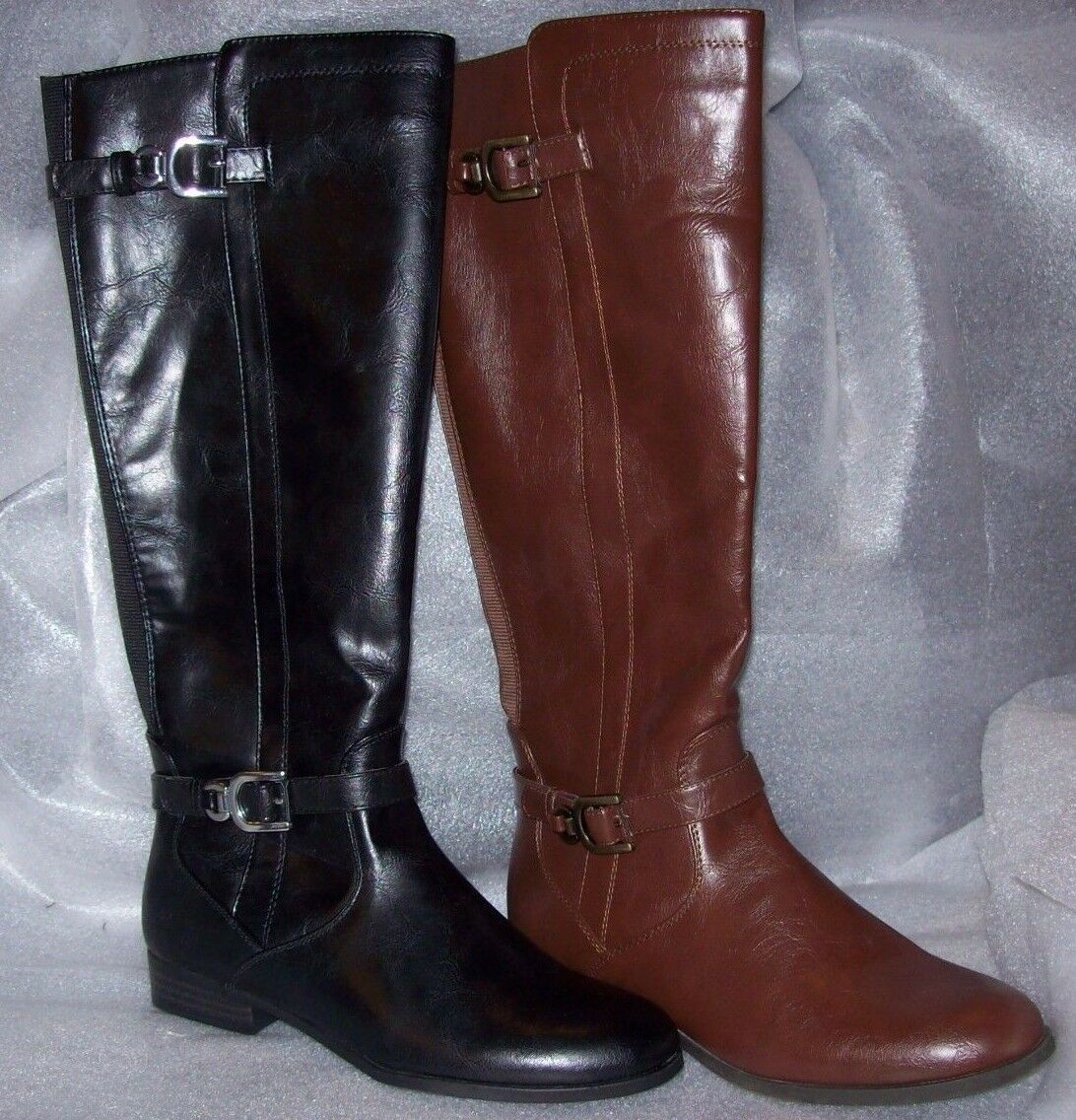 WOMEN'S UNISA TALA TALL RIDING BOOTS MULTIPLE COLORS & SIZES NEW IN BOX MSRP0