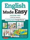 English Made Easy Volume Two: British Edition: A New ESL Approach: Learning English Through Pictures by Pieter Koster, Jonathan Crichton (Paperback, 2016)