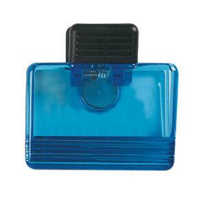 Large-70mm-Blue-Plastic-Bulldog-Clips-Office-Paper-Bull-Dog-Clip-Document-Grip