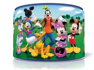 Mickey mouse clubhouse light ceiling lamp shade 11 nursery kids image is loading mickey mouse clubhouse light ceiling lamp shade 11 aloadofball Gallery