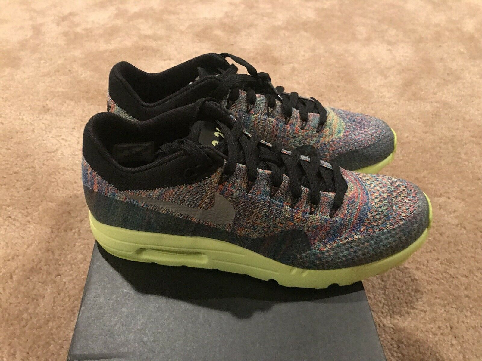 low priced d8529 94b0d ... Nike Air Max 1 Ultra Ultra Ultra Flyknit AIR MAX DAY NikeID Size 11  9c2704 ...