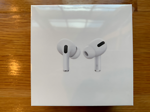 New Apple Airpods Pro Mwp22am A White 190199246850 Ebay