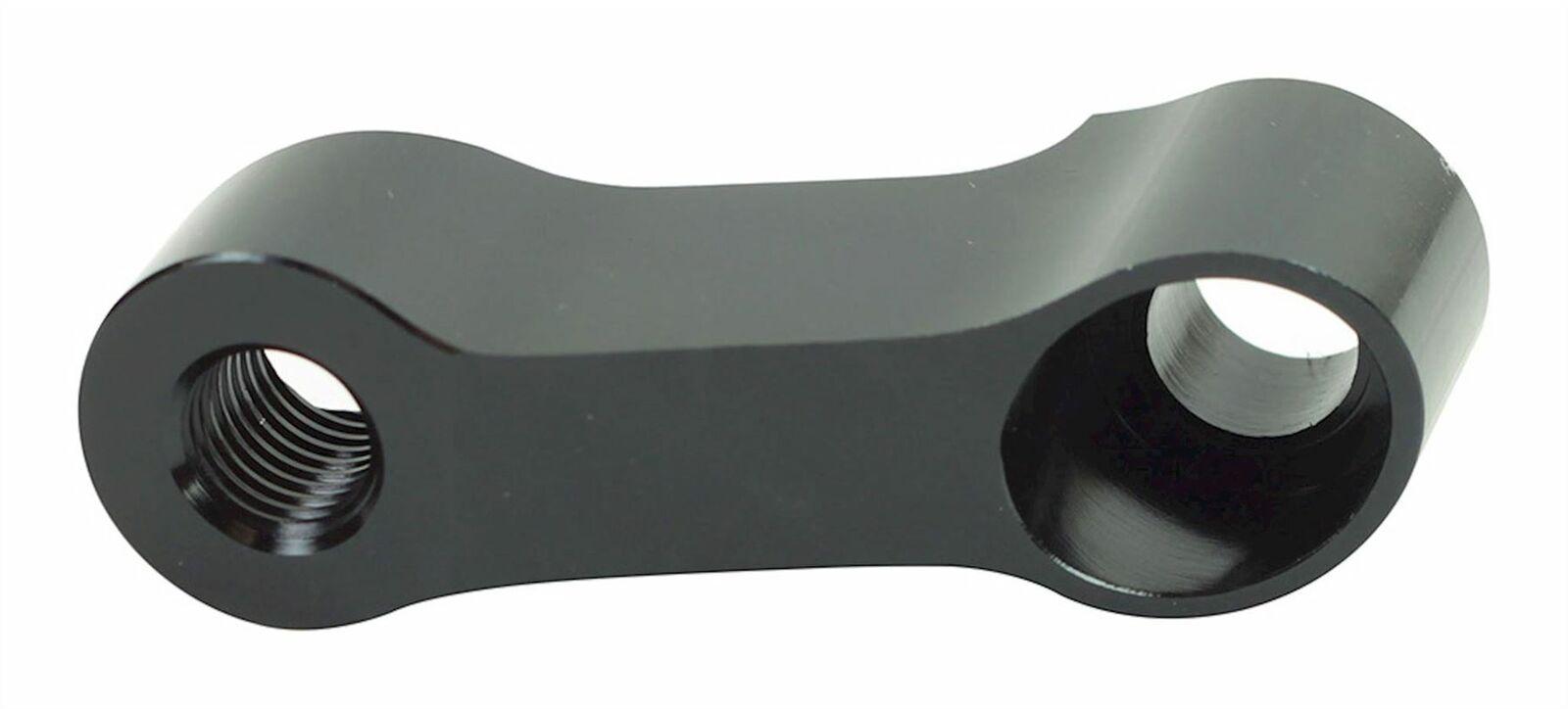 Black Mirror Stem Extension//Extender 10mm Yamaha Right Hand Side 40mm Reach