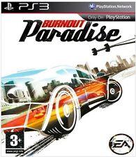 PS3 BURNOUT PARADISE PAL FORMAT EXCELLENT CONDITION