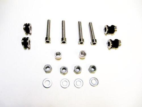4-Point Docking Hardware Kit for 1994-2003 Harley Davidson Sportster