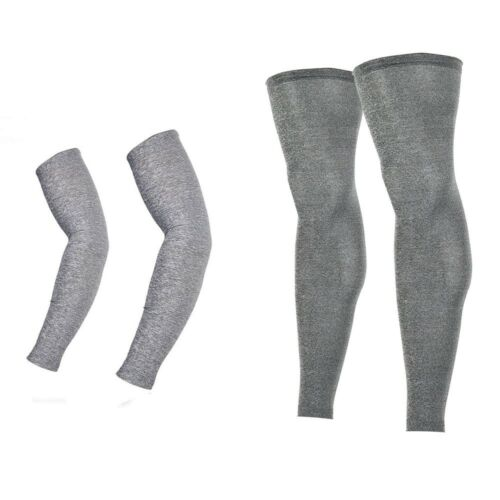 Cycling Sleeves Arm Warmer Legwarmers UV Protection Sleeves Jogging Leggings
