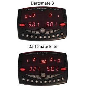 Bien éDuqué Dartsmate 3/elite électronique Fléchettes Marqueur-notation Machine-home Pub Club-afficher Le Titre D'origine Artisanat D'Art