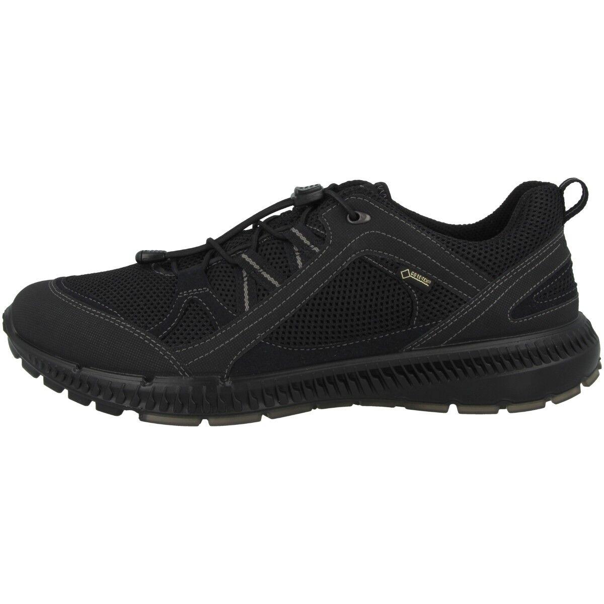 Ecco terracruise II Pitkin GTX zapatos gore tex cortos señora negro 843033-52570