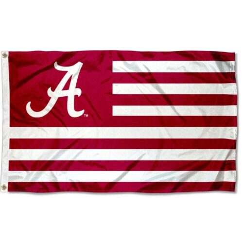 Alabama Crimson Tide Crimson Tide Flag for Alumni Nation