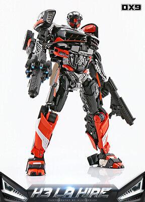 Transformers DX9 Soul Series K3 La contratar Hot Rod Rodimus Novo Em Estoque