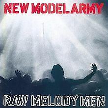 Raw-Melody-Men-von-New-Model-Army-CD-Zustand-gut