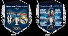 FANION WIMPEL BANDERIN PENNANT FINALE C1 2017 REAL MADRID VS JUVENTUS RONALDO
